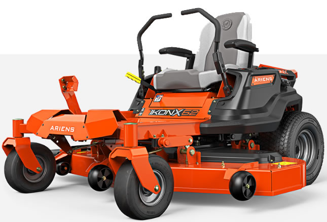 Ariens Ikon X-52 Lawn Mowers for Sale Killeen TX