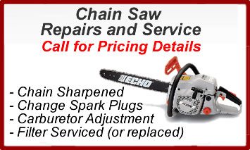 Chain Saw Sales and Repairs - Belton | Stihl, Echo Chain